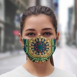 Mascarilla Higiénica reutilizable Mosaic-Shiin