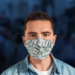Mascarilla Higiénica reutilizable Dollars
